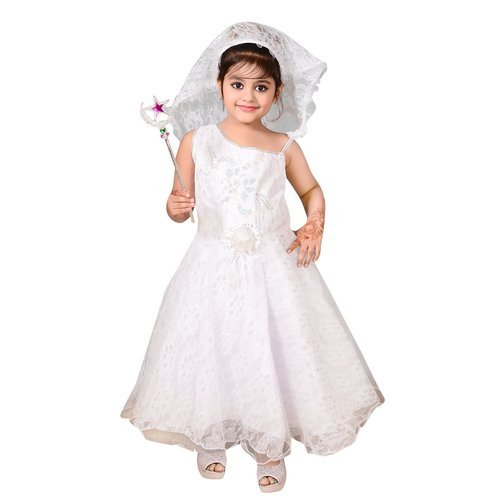 3e615cec9 Ahhaaaa s Baby Girls Angel Dress Christmas Gown at Rs 403  piece ...