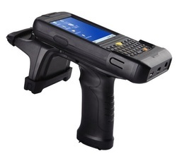 Black Touch Screen Chainway C3000 UHF Handheld Reader