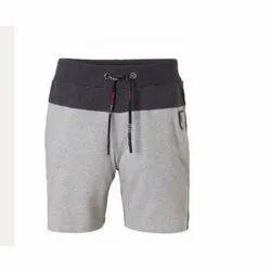 Alpha Thigh Length Mens Cotton Short, Size: S-XXL