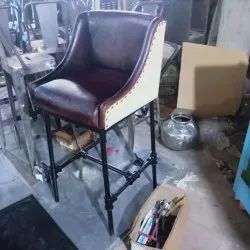 Mustcool Leather  Bar Chair