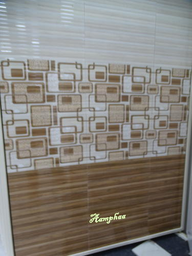 Ceramic Bathroom Wall Tiles 300x450 Scott Wood Cherry Somany Manufacturer From Chennai