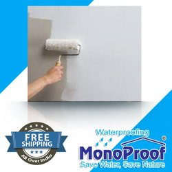 Monoproof-RG Rain Protective And Acrylic Anti-Carbonation Waterproofing  Paint Coatings 20 Kg