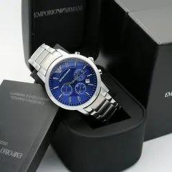 Male Emporio Armani Watches, Model: AR2434