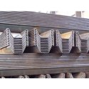 U Shape MS Sheet Pile