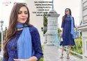 Rachna Twill Silk Pattern Cut Kurti With Stole Catalog Kurti For Women 4
