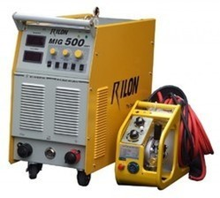 Rilon Three Phase Inverter Based MIG Welding Machine