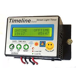 Astronomical Timer with High Low Voltage Cutout