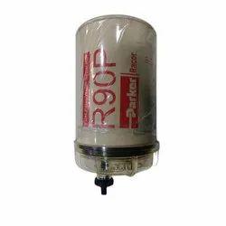 Parker Racor Fuel Filter, Diameter: 2-3 inch
