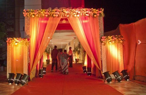 Flower decoration service in delhi by indo western caterers id flower decoration service thecheapjerseys Image collections