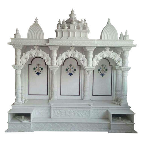 Marble Temples - White Marble Home Temple Manufacturer from Makrana