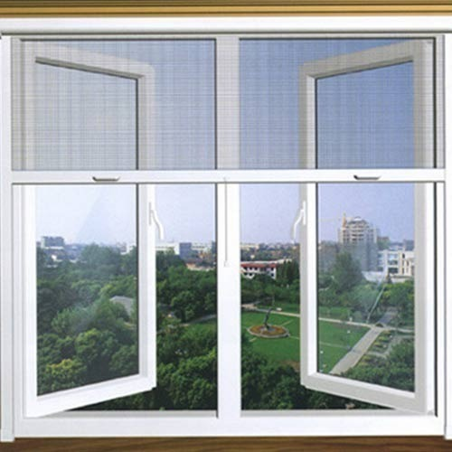 Aluminum Mosquito Net Window