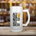 Beer Glass Mug 300 ml