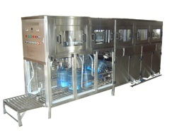 5 Gallon Water Rinsing Filling Capping Machine