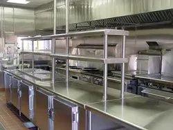 Industrial Kitchen Setup