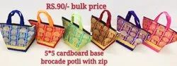 SILK POTLI BAG