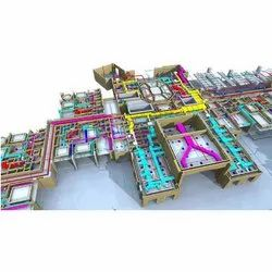 CAD / CAM MEP Drafting Services