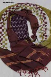 Ikat Handloom Salwar Suits