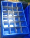 Fabricated Plastic Tray Crates