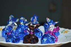 Home Made Plain Chocolate