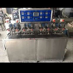 Four Head Frooty Pouch Packing Machine