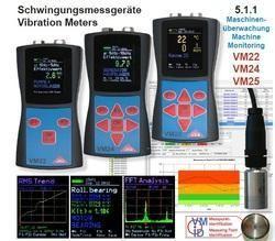 VM-25 Vibration Meter