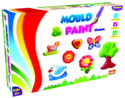 Girls Mould And Paint Nature Creative Painting Diy