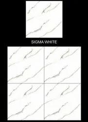 Sigma White Wall Tiles