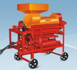 10-15 hp Maize Sheller Thresher, Capacity: 1000-1500 kg/hr