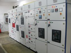 Stainless Steel Power Control Center Panels