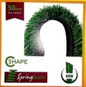 Artificial Grass Grade - Fourtone for Decorative Walls