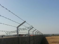 Security Fence Walls