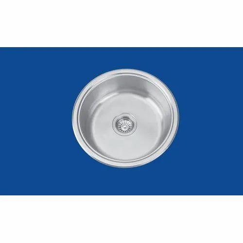 Nirali Bg Stainless Steel Rois D Signo Range Round Kitchen Sink Rs 4520 Piece Id 13863613762