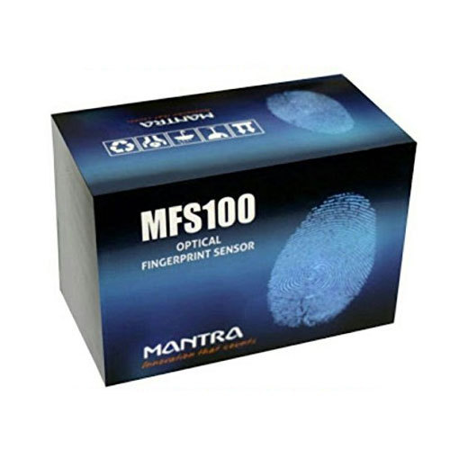 Mantra MFS100 Fingerprint Scanner RD