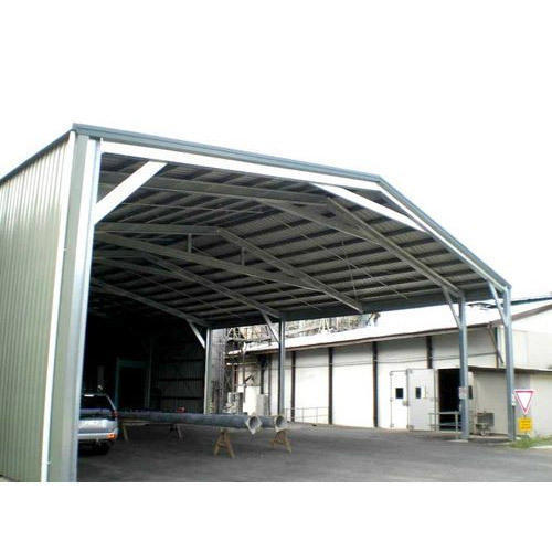 Mild Steel High Quality Roofing Shed Rs 250 Square Feet Dd Roofing Solution Trading Company Id 18762998133