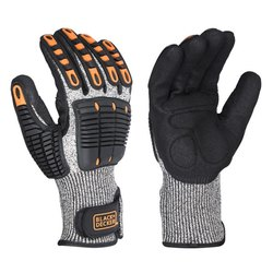 Black & Decker Impact Resistant Gloves
