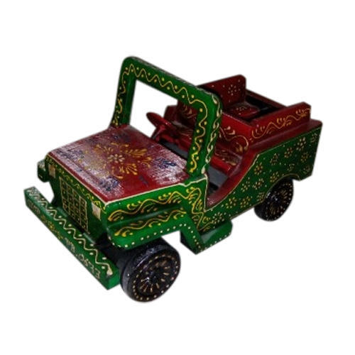 Wooden Small Toy Jeep For Home Decoration Rs 950 Piece Id