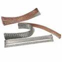 Copper Tubular Braided Flat Strap