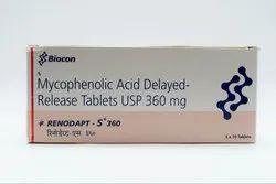 Renodapt Tablets