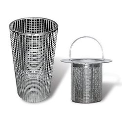 Metal Filtration Baskets