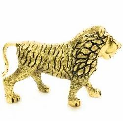Gold Plated Lion