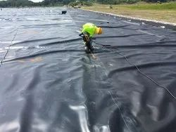 Geomembrane Canal Liner