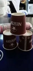 65 ml long Paper Printed Disposable Coffee Cup