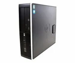 Used / Refurbished HP 6005 Pro SFF Desktop, Small Form Factor, RAM Size: 4 Gb Ddr3