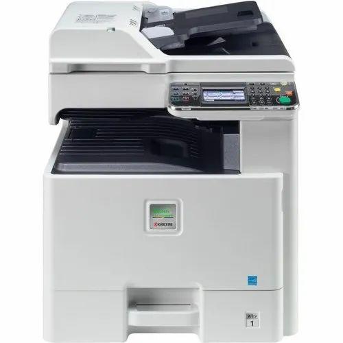 Kyocera ECOSYS FSC8525 Color Multifunction Printer, Upto 25 ppm