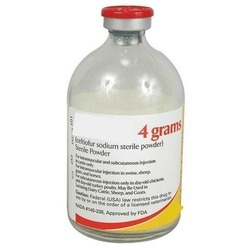 Ceftiofur Sodium Powder