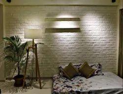Fabulousstone White Brick (HW-01), Thickness: 12 - 14 mm