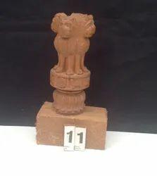Sandal Wood Ashoka Stambh 5