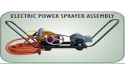 Electric Power Sprayer Assembly, for Agriculture