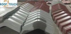 Flame Retardants UPVC Roofing Sheets