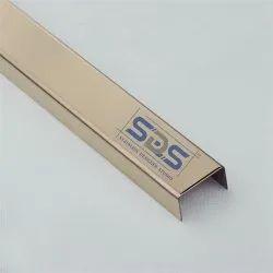 SDS Stainless Steel U Profiles